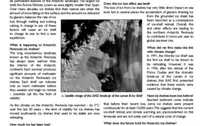 Retreating ice shelves briefing thumbnail