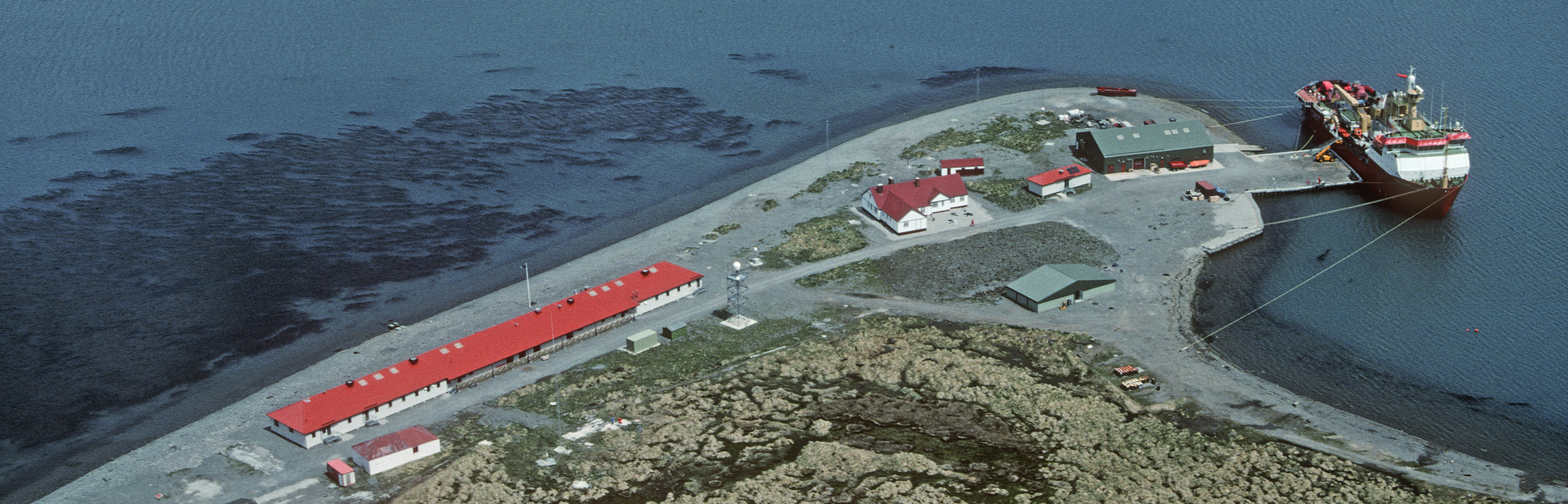 King Edward Point Research Station - British Antarctic Survey