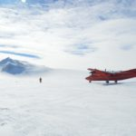 Dash-7 on the ground (Photo: Chris Evans)