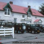 The British Antarctic Survey Office in Stanley, Falkland Islands