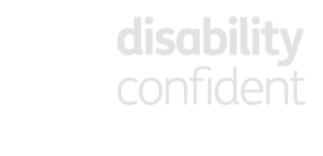 DWP Disability Confident Employer logo