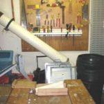 RRS James Clark Ross carpenter's store