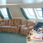 RRS James Clark Ross Chief Engineer's cabin