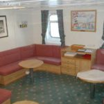 RRS James Clark Ross coffee lounge