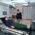 RRS James Clark Ross hospital