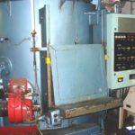 RRS James Clark Ross incinerator room