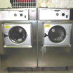 RRS James Clark Ross laundry