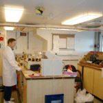 RRS James Clark Ross main lab