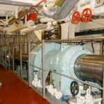 RRS James Clark Ross propeller shaft