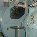 RRS James Clark Ross propulsion motor