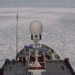 RRS James Clark Ross satellite comms