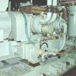 RRS James Clark Ross seismic compressors