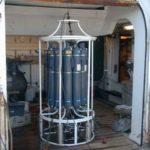 RRS James Clark Ross water bottle annex