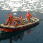 RRS James Clark Ross work boat