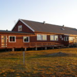 UK Arctic Research Station at Ny-Ålesund, 'Harland Huset'