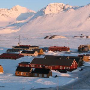 Ny-Ålesund International Research Village