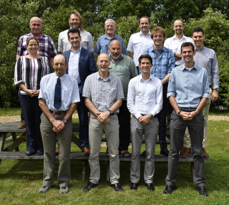 BAS Air Unit Group picture 2019