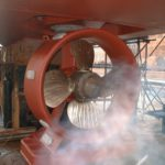 RRS Ernest Shackleton retractable azimuth thruster
