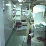 RRS Ernest Shackleton engine store