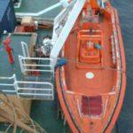 RRS Ernest Shackleton fast rescue craft