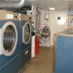 RRS Ernest Shackleton laundry