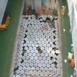 RRS Ernest Shackleton main cargo hold (forward)