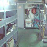 RRS Ernest Shackleton scientific store (view 1)