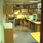 RRS Ernest Shackleton ship office