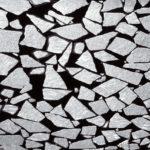 A close up of a brick wall.