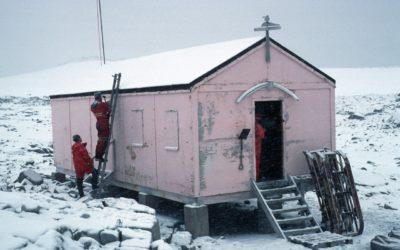 The Hut at Damoy