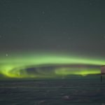 Aurora australis - the southern lights - are the Antarctic version of the northern lights