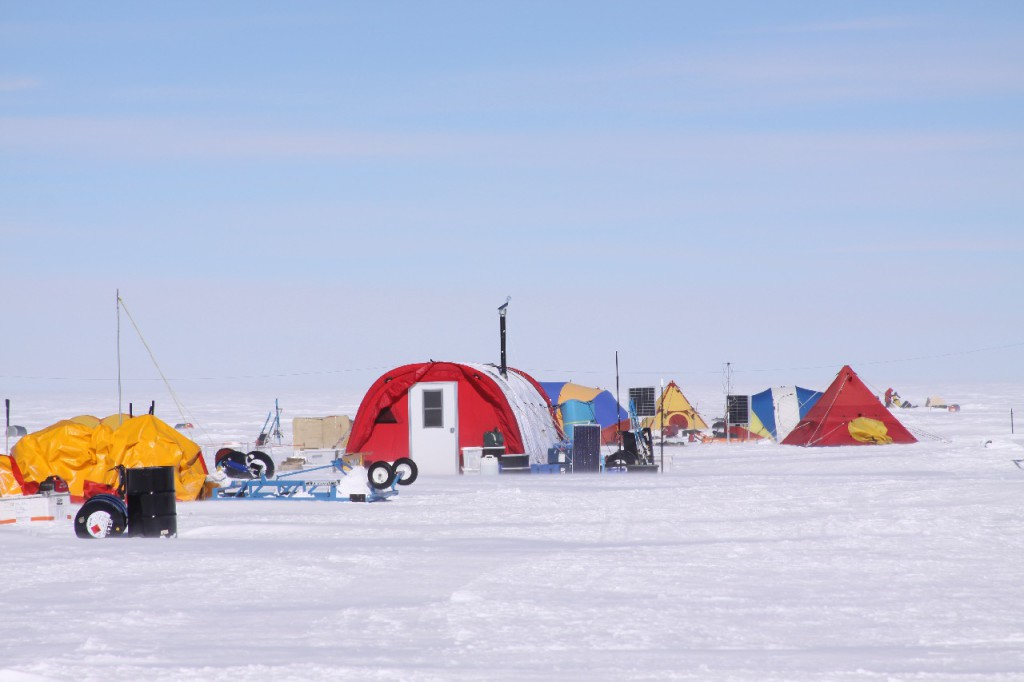 AGAP North Field Camp