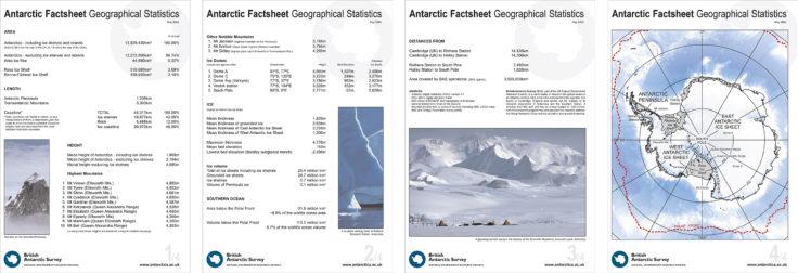 Antarctic factsheet