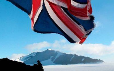 A close up of a flag.