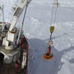 JCR geordie lift - weddell sea pbu