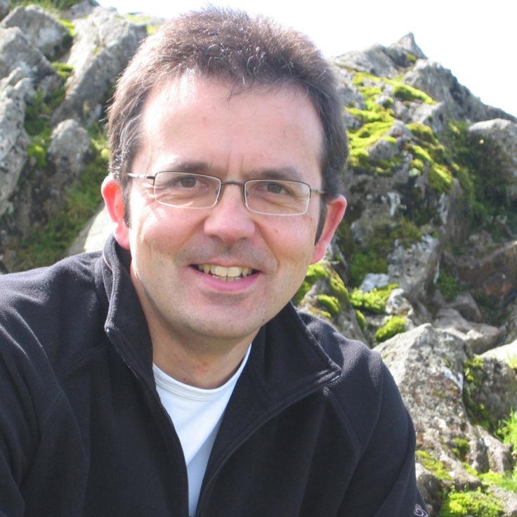 Dr Mervyn Freeman, Senior Space Weather Researcher