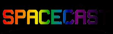 SPACECAST logo