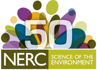 NERC 50th Anniversary logo