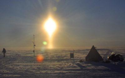 BAS Field Camp on the Rutford Ice Stream