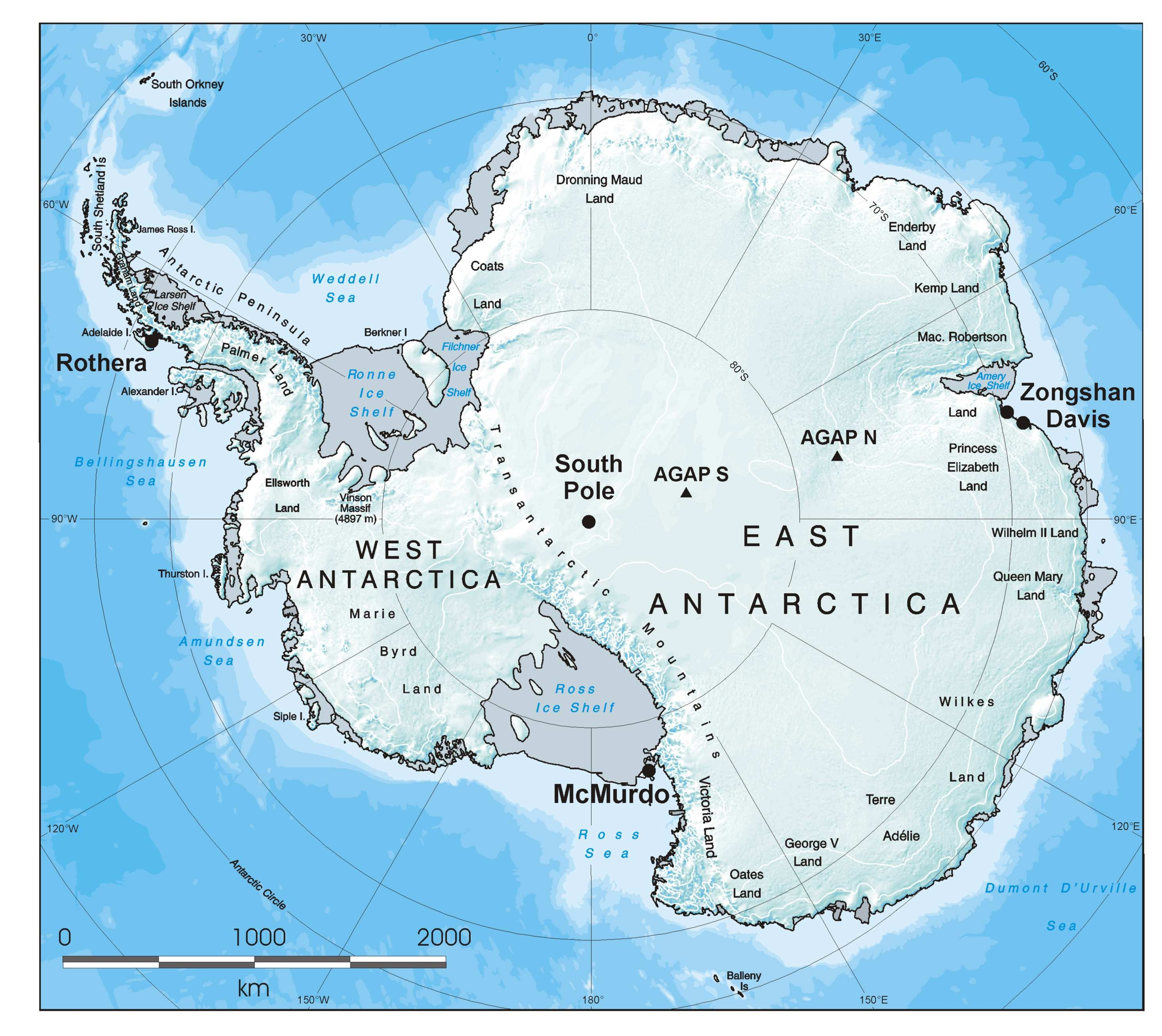 The logistics mission - Project - British Antarctic Survey