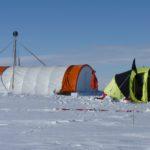 Bryan coast ice core camp
