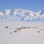 Fletcher Ice Core Drilling Camp