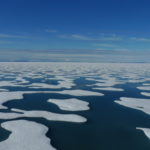 Sea ice in the Arctic Ocean (Theo Wilson, University of Leeds)