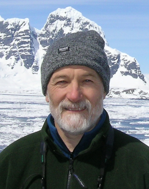 Andrew Clarke - British Antarctic Survey