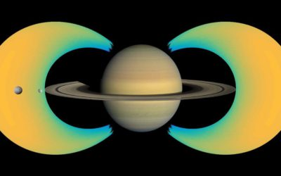 Saturn's radiation belts