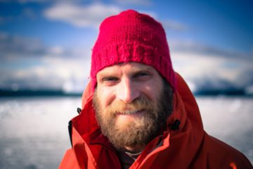 Iain Rudkin (AKA Cheese), BAS Polar Guide