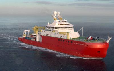 Research ships - British Antarctic Survey