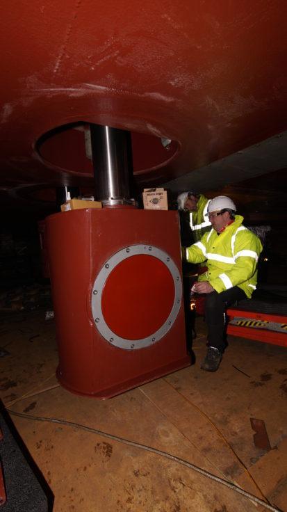 MS70 fisheries multibeam sonar