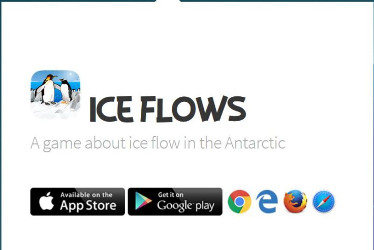 Ice Flows game