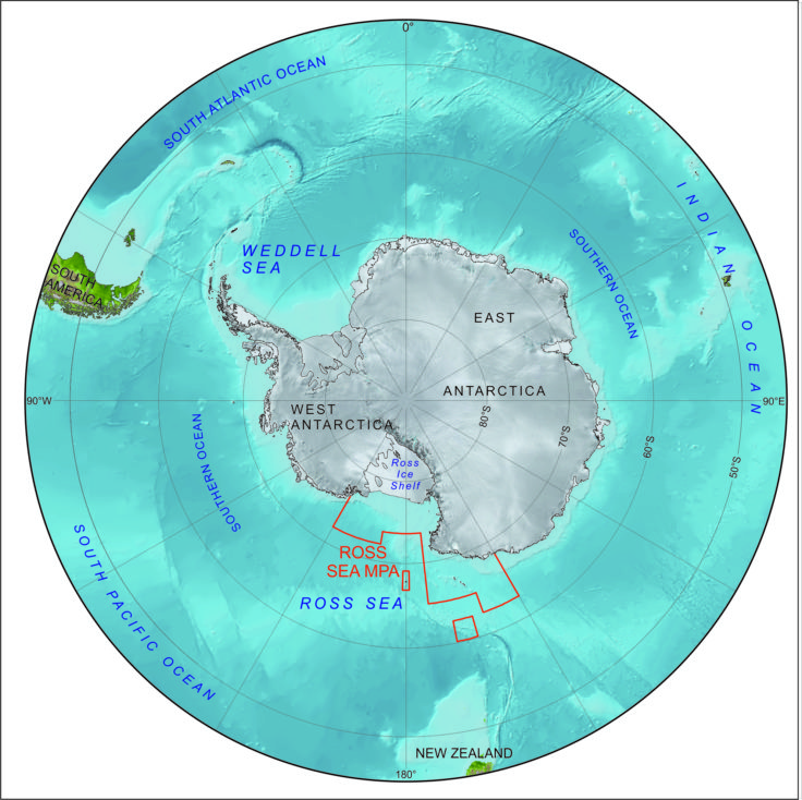 Ross Sea Marine Protected Area